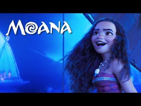 "MOANA song ""I Am Moana"" (Song of the Ancestors)"