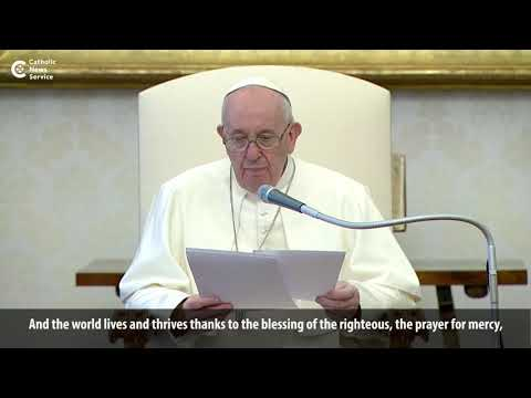 Pope: Everyone belongs to God
