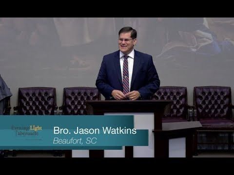 17-1130 - I Come In His Name - Brother Jason Watkins