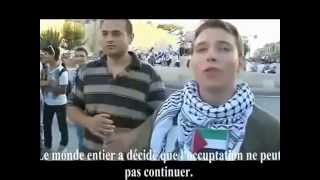 courageux juif antisioniste critique le colonialisme