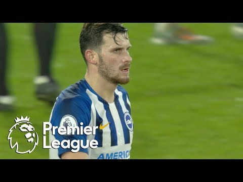 Pascal Gross own goal doubles Bournemouth's lead v. Brighton | Premier League | NBC Sports
