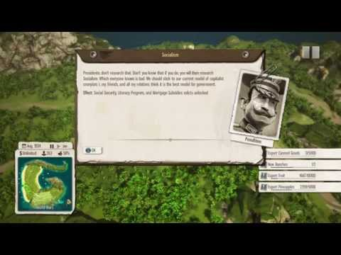 Matt Plays - Tropico 5 |