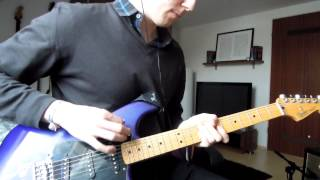 Repeat youtube video Red Hot Chili Peppers - Can't Stop (Guitar Cover)
