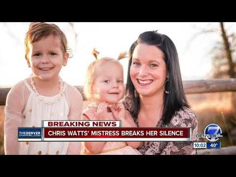 """""""It's horrific"""": Christopher Watts' mistress speaks as sentencing in Frederick murders draws near"""