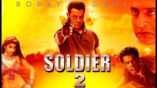 SOLDIER 2 | 101 INTERESTING FACTS | BOBBY DEOL | Deepika Padukone | ABBAS MUSTAN |