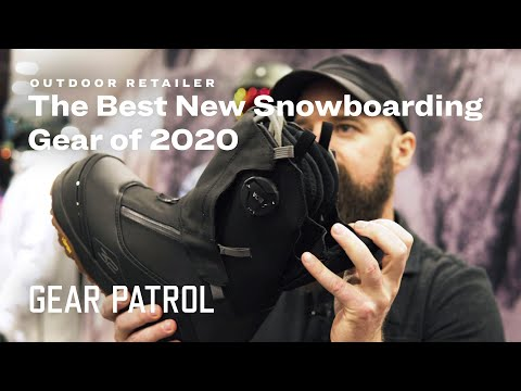 The Best New Snowboard Gear of 2020