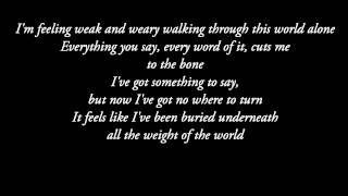 3 Doors Down- Changes (Lyrics)