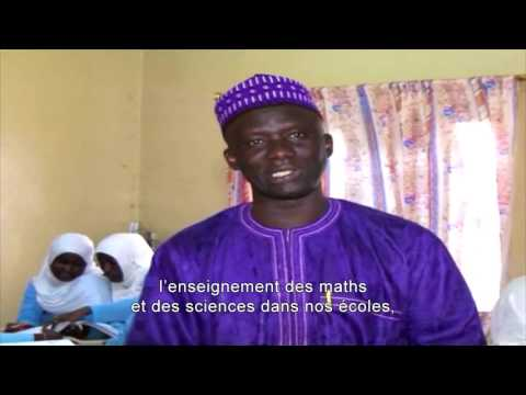 Virtual Visits to PSI-PMI Schools The Gambia (French Subtitles)