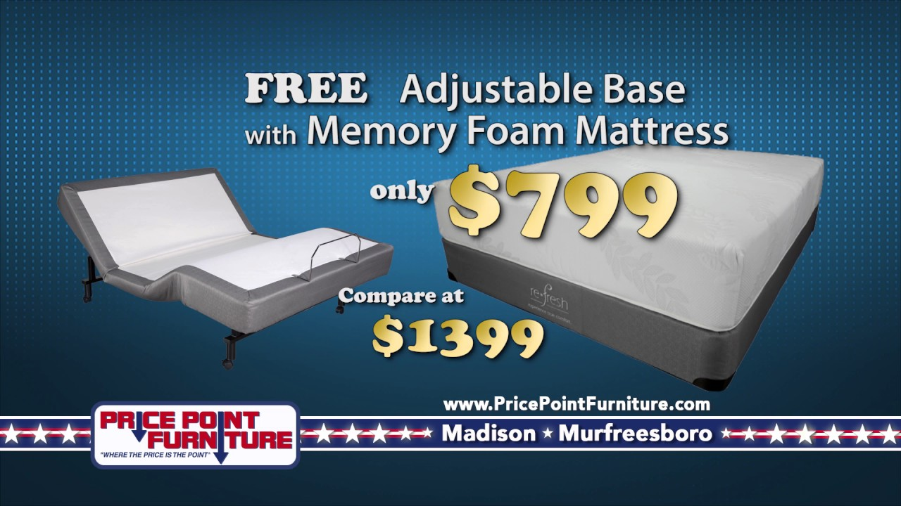 Price Point Furniture Memorial Day Sale 2017 Youtube