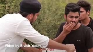 New Whatsapp Status Video Delhi traffic👮Police vs👦 Boy ||Funny || PC Ki Video.