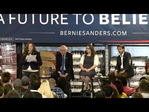 Poverty in America | Bernie Sanders