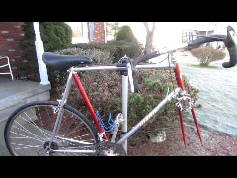 Flipping Bicycles- Nishiki Road Bike! Make $$$$