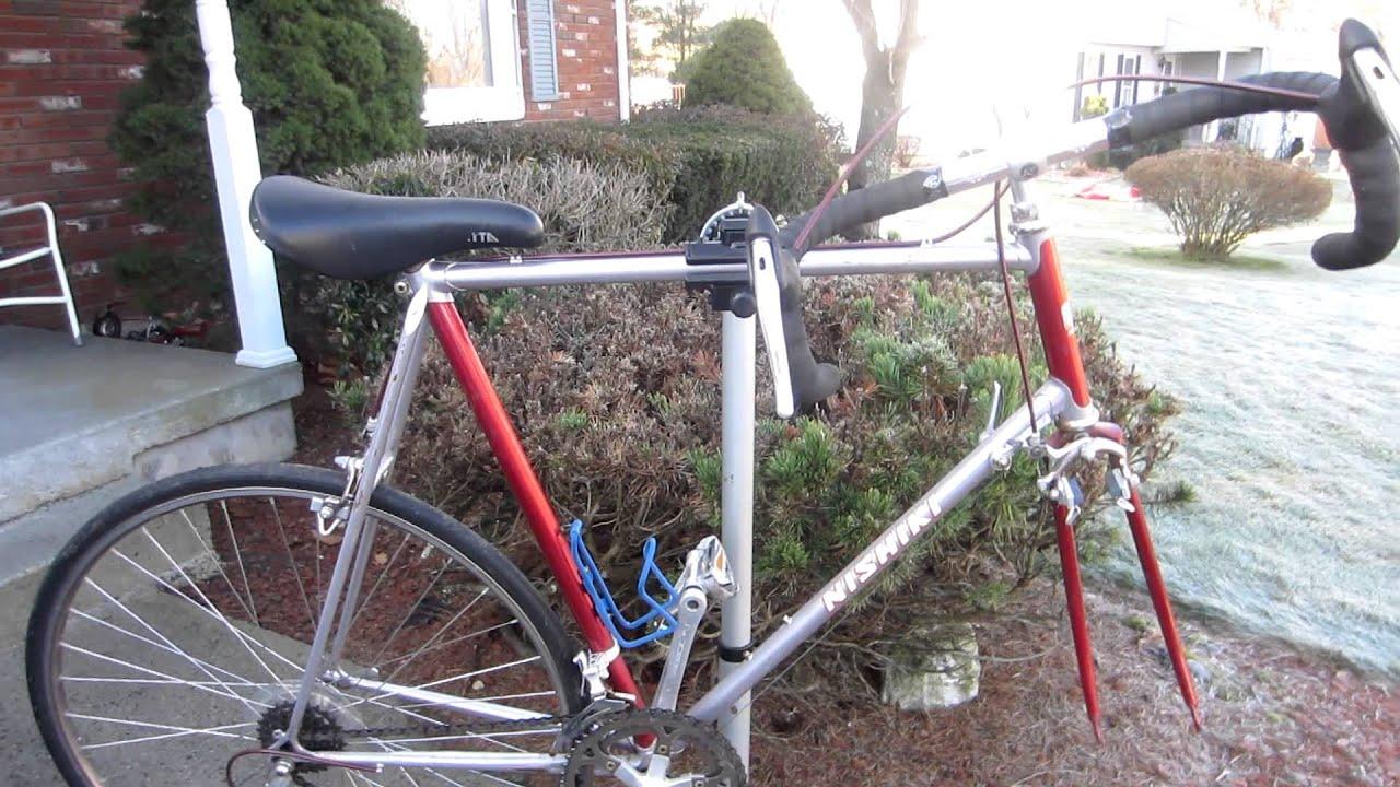 Flipping Bicycles Nishiki Road Bike Make Youtube