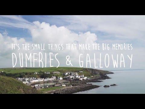 Little Things, Big Memories in Dumfries & Galloway