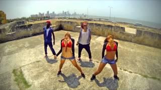 Mr  Black   El Serrucho Video Remix Dj  Peter