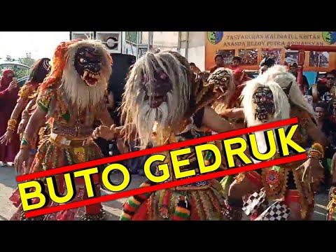 GEDRUK ~ Sinar Siswo Magelang Feat Sekti Karyo Budhoyo Tangerang LIVE Cakung Barat