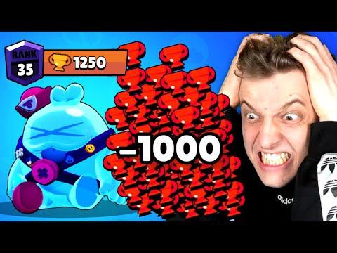 1000 Pokale verloren...