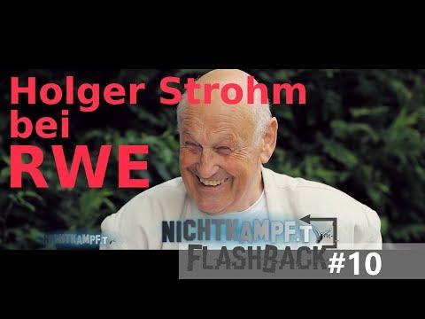 FLASCHBACK #10 - Holger Strohm bei Prof. Dr. Heinrich Mandel (RWE)