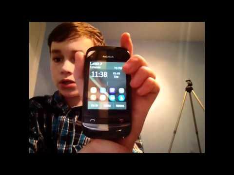 Nokia C2-02 Review