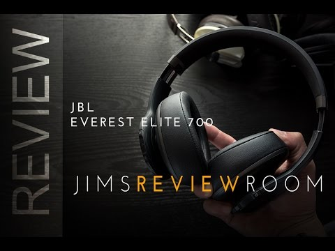 JBL Everest Elite 700 Noise Cancelling Headphones - REVIEW