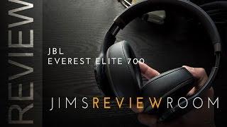JBL Everest Elite 700 Noise Cancelling Headphones - REVIEW