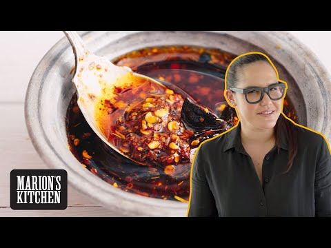 How To: Homemade Chilli Oil - Marion's Kitchen