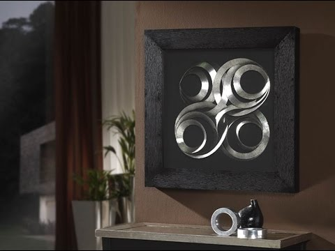Cuadros bajorrelieves ideas para la decoracion de las for Paredes originales