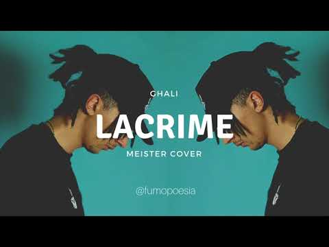 Ghali - Lacrime (Cover By Meister Official)