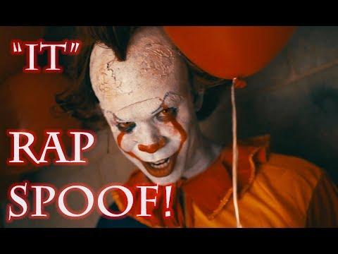 """""""IT"""" RAP SPOOF!!!"""