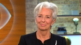 IMF's Christine Lagarde on shadow banking, health of global economy