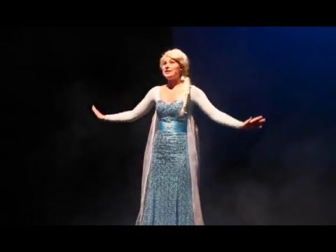 Let it Go and When you Wish Upon a Star | Katie Walder