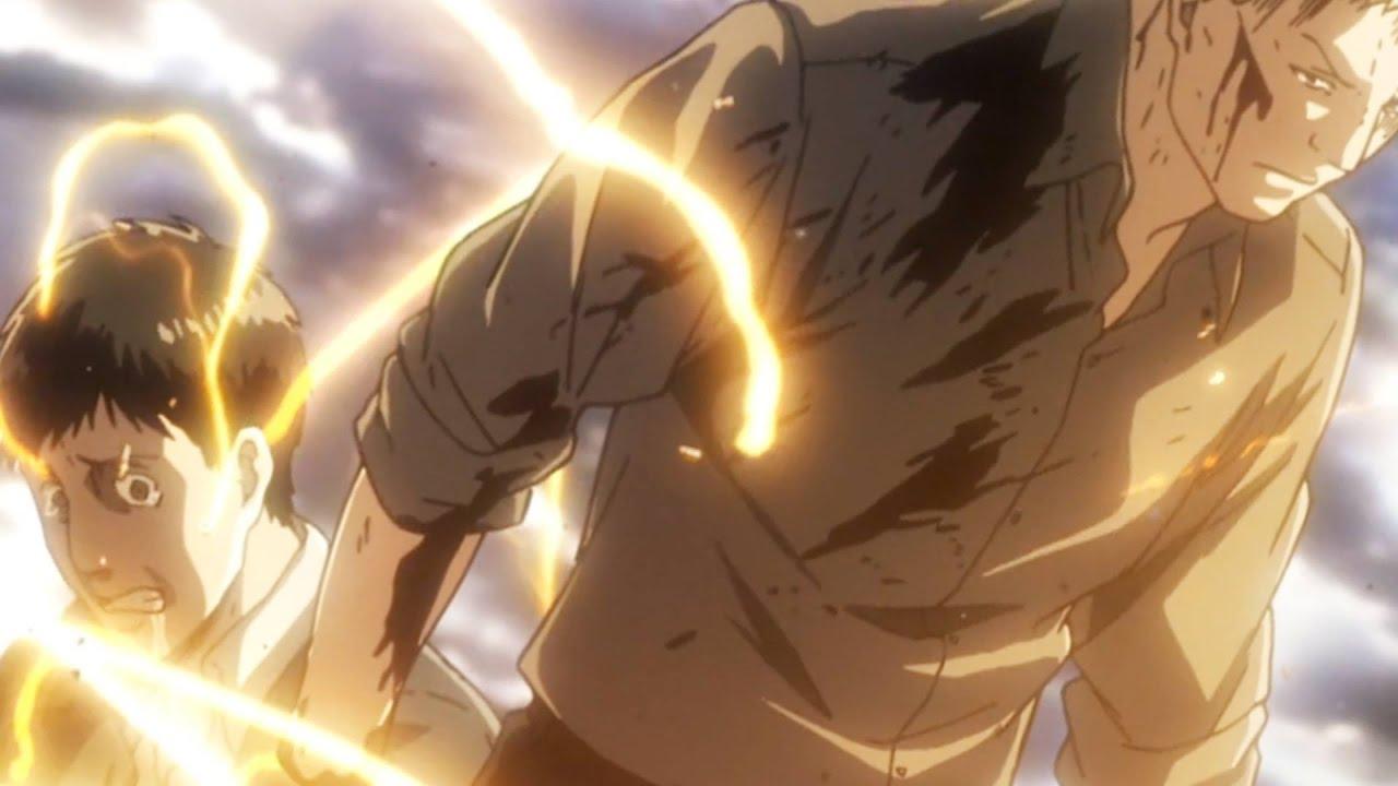 Attack On Titan Season 2 Episode 11 Preview
