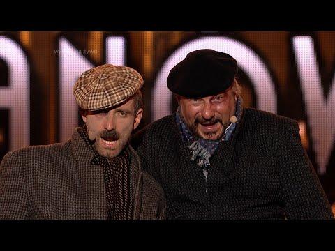 Piotr Gąsowski i Maciej Dowbor jako Kabaret Starszych Panów - Twoja Twarz Brzmi Znajomo