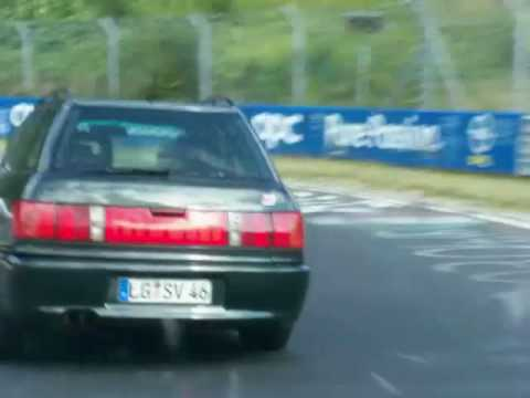 RS2-RS4 Nordschleife