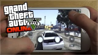 PLAY GTA 5 ON YOUR PHONE!?