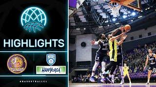 Hapoel Unet-Credit Holon V Happy Casa Brindisi - Highlights   Basketball Champions League 2020/21