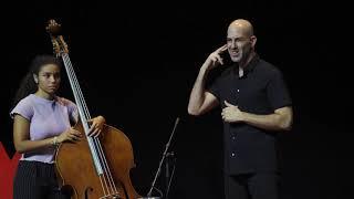 Seeing Music | Douglas Ridloff | TEDxUniGeneva