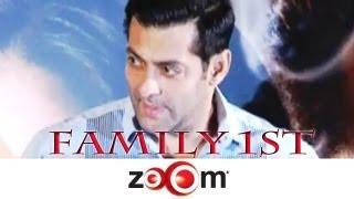 SALMAN KHAN : The complete family man & star maker