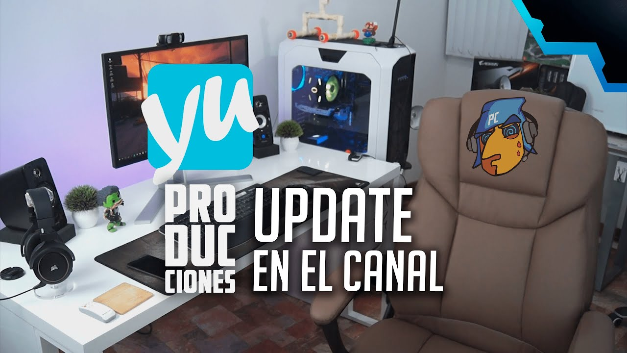 UPDATE del CANAL !! Listillos PC!