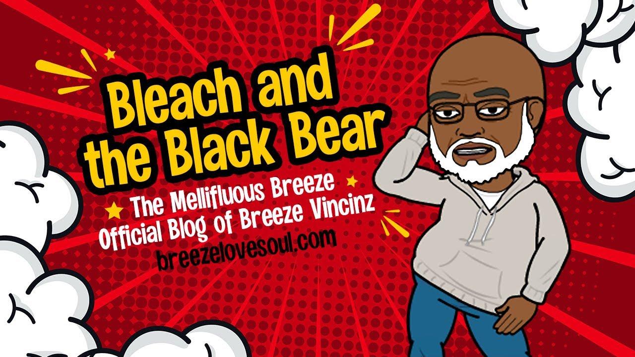Bleach and the Black Bear