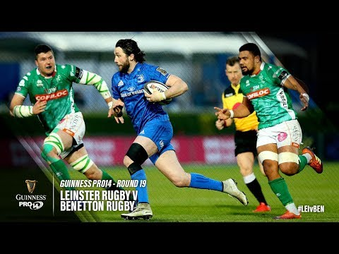 Guinness PRO14 Round 19 Highlights: Leinster Rugby v Benetton Rugby