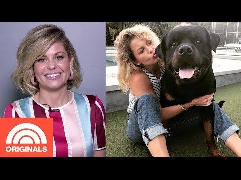 Candace Cameron Bure's Dog Looks Part Bear | My Pet Tale | TODAY ORIGINALS