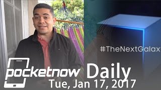 Samsung Galaxy S8 event dates, Android Wear 2 0 date & more   Pocketnow Daily