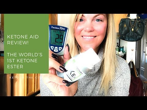 PRODUCT REVIEW ON KETONE AID, THE WORLD'S 1ST KETONE ESTER