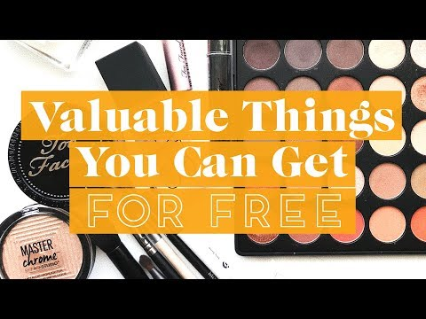 8 Free Things You're Probably Paying For