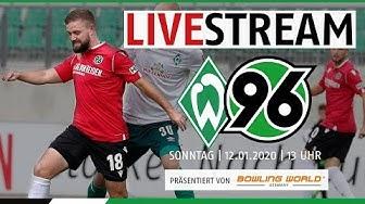RE-LIVE: SV Werder Bremen vs Hannover 96
