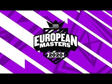 YDN Vs GL   EU Masters Group Stage Day 2   YDN Gamers Vs Team GamerLegion (2020)