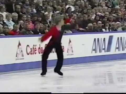 Alexei Yagudin  Worlds 2001 SP  Revolution Etude