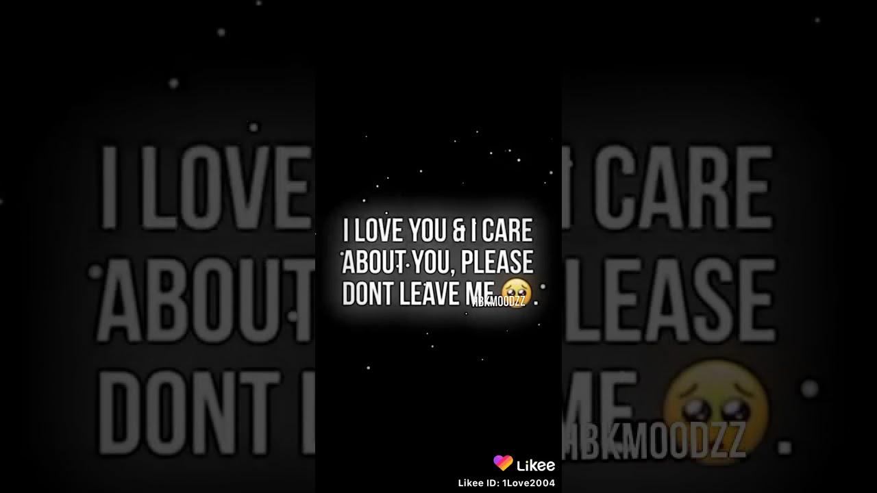 I miss you so much ex boyfriend - YouTube