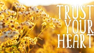 Trust Your Heart - Positive Acoustic Instrumental Background Music for Video